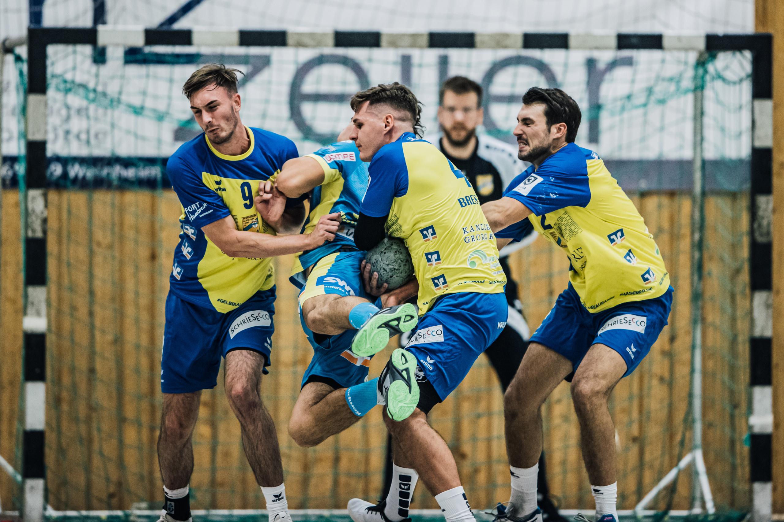 Großsachsen Handball